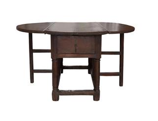 18th Century Spanish Table