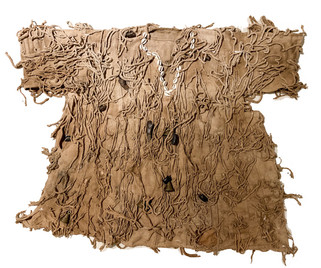 Early 20th Century Ceremonial Chief's Coat from Africa
