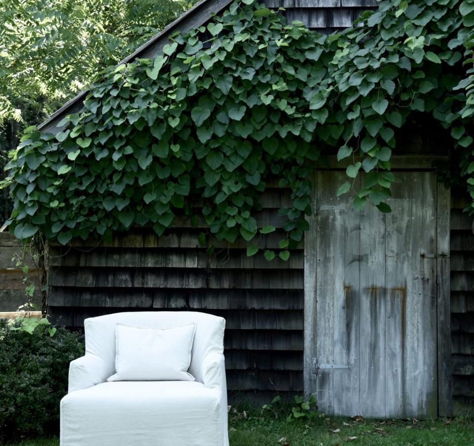 The Hamptons Slipcovered Club Chair
