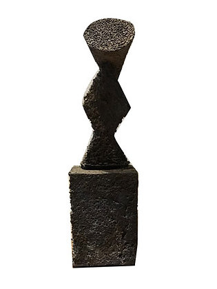 CONTEMPORARY BRONZE SCULPTURE BY ELLIOT BERGMAN