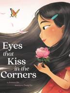 Eyes That Kiss Corners by Joanna Ho