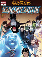 War of the Realms New Agents of Atlas