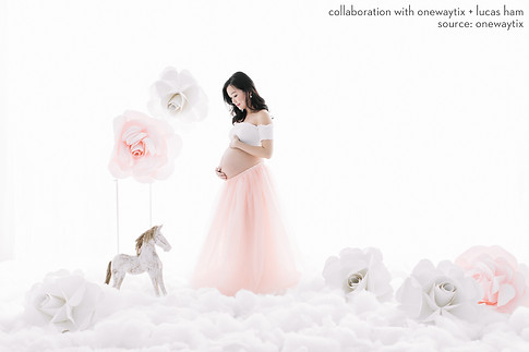 Roses are pink. Violets are blue. Inside me, beats two hearts for you 🐇 - Airene Maternity -