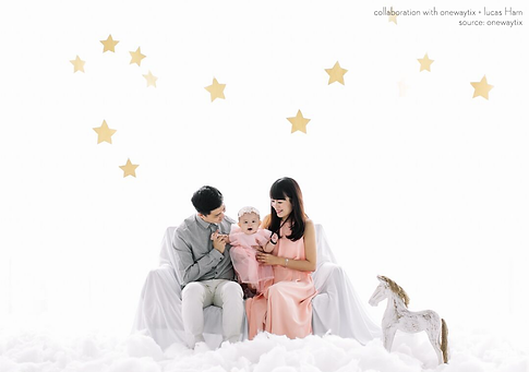 Someday I'll wish upon a star And wake up where the clouds are far 💫 - Cindy & Family -