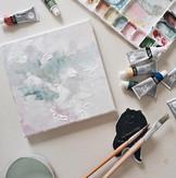 pastel mess