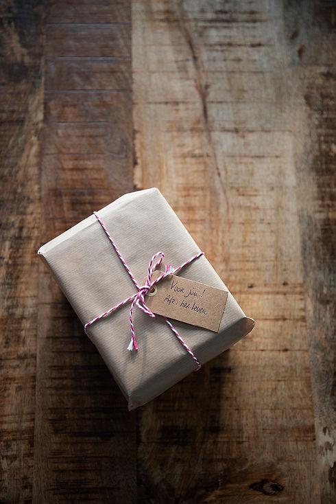 Het leven geeft je cadeautjes