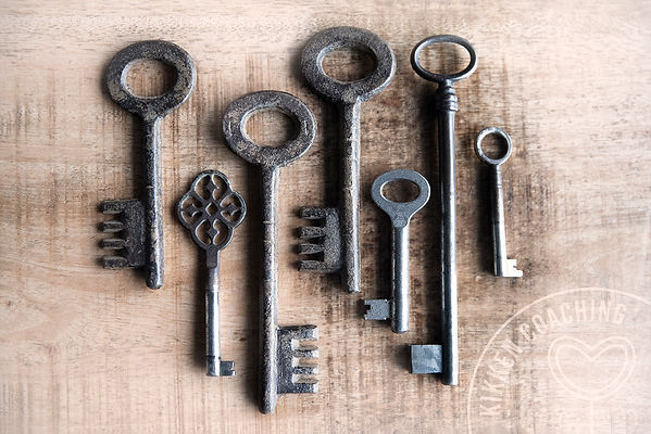 7 Sleutels
