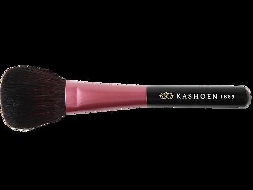 KASHOENシリーズ 蘇芳チークブラシ(毛質等級:山羊Sクラス)