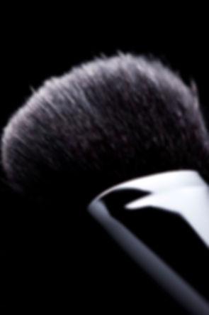 華祥苑の化粧筆に使用される厳選された最高級な毛の画像