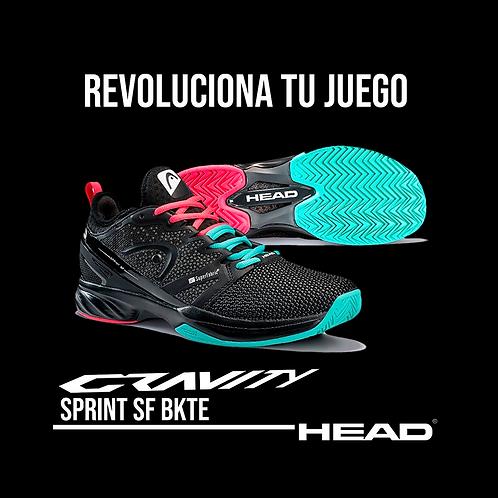"Zapatillas Head ""Sprint SF"" Gravity"