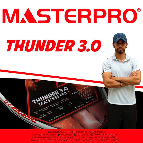 "Raqueta de Frontenis Masterpro ""Thunder 3.0"""