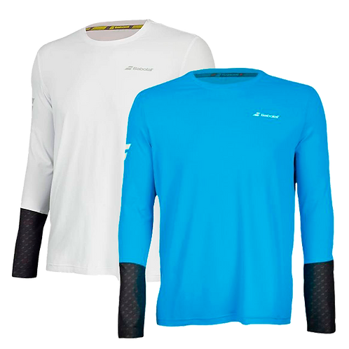 Playera Manga Larga Babolat Core Ls Tee Men