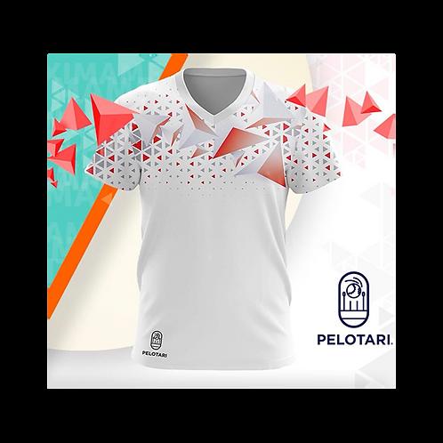 Playera competición marca Pelotari