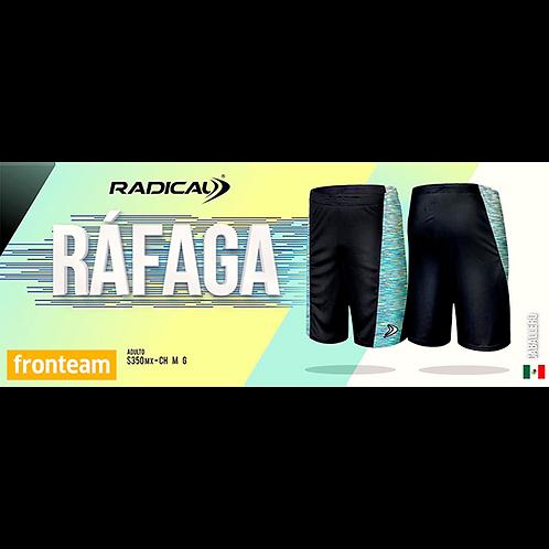 "Short Radical ""Ráfaga"" Caballero"