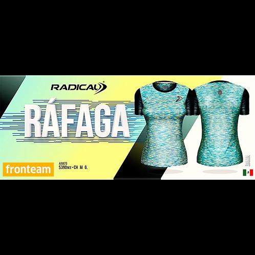 "Blusa Radical ""Ráfaga"" Dama"