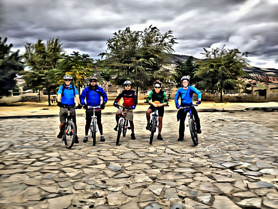 Dales club bike ride
