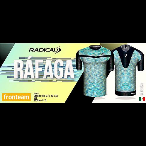 "Playera Radical ""Ráfaga"" Caballero"