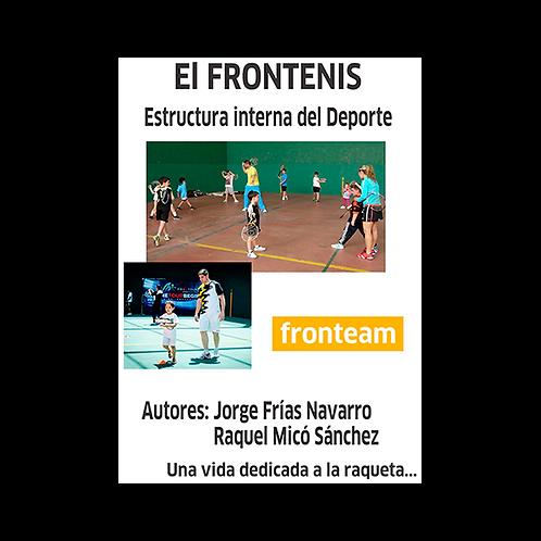 """Libro digital """"El Frontenis - Estructura interna del Deporte"""""""
