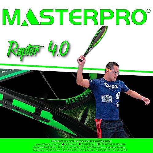 """Raqueta de Frontenis Masterpro """"Raptor 4.0"""""""