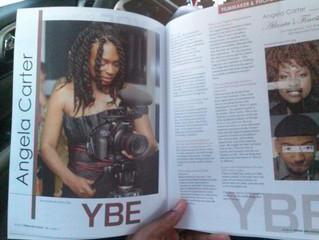 Sumona Productions YBE Magazine interview