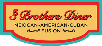 3 Brothes Diner Logo