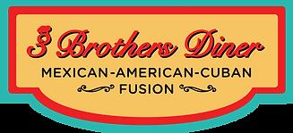 3 Brothes Diner Logo