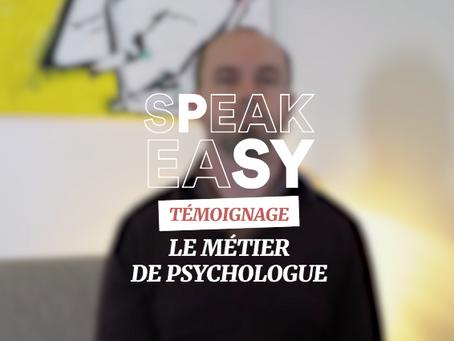 """"""" Les psychologues ne passent pas leur temps à analyser les personnes """" - Interview Psychologue 🔥🎙"""
