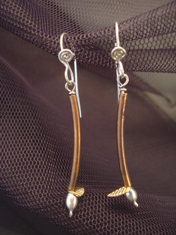 Willow Earrings, small $28