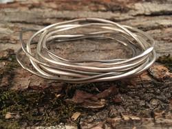 juniper bark bracelet