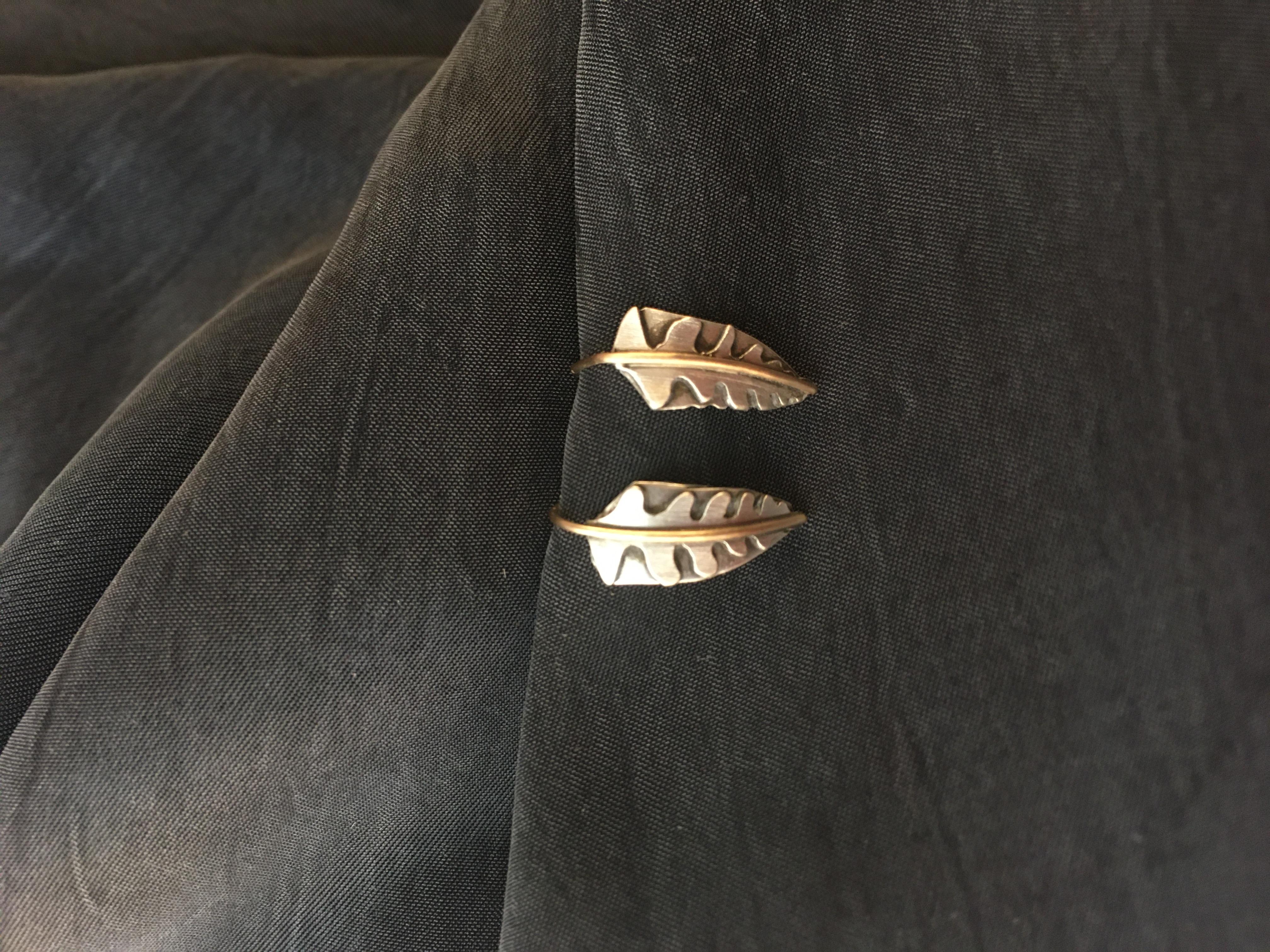 Fern Earrings, small $58