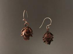 Hemlock Cone Earrings