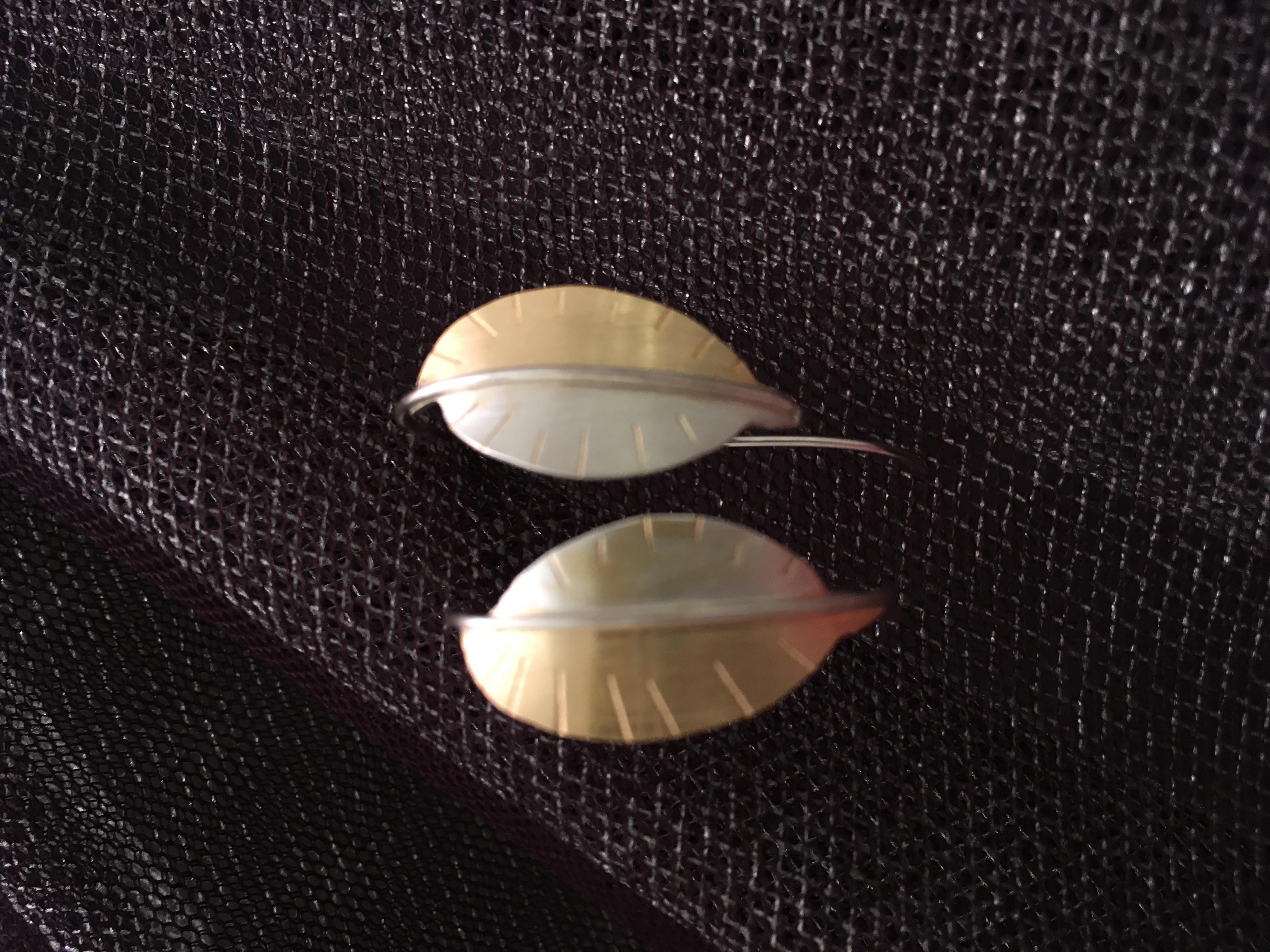 Elm Earrings, large $48
