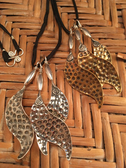 Kelp Necklaces