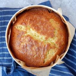 עוגת שמן זית ותפוזים