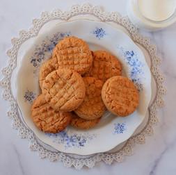 עוגיות בוטנים 1