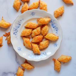 עוגיות גבינה מלוחות אינדונזיות Kue Keju
