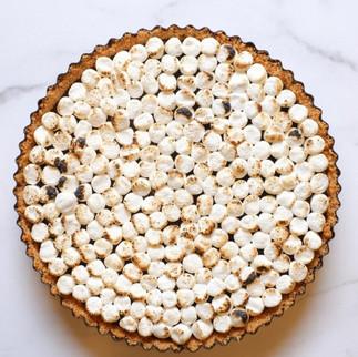 עוגת מרשמלו לרומי