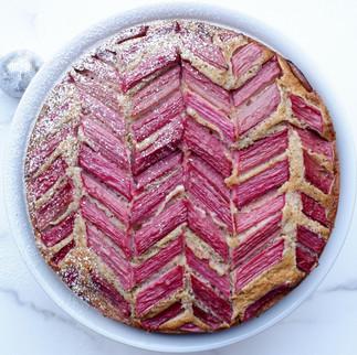 עוגת ריבס (ראברב)