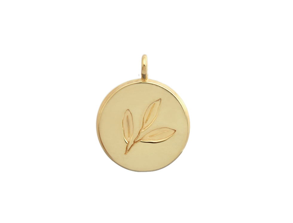 Big double medallion symbol + symbol