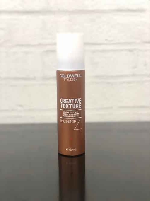 Goldwell Unlimitor Spray Wax