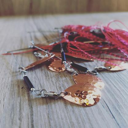 Pörgő-penge spinnerbait