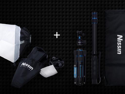 Easy carry little kit – Nissin LS-20CS