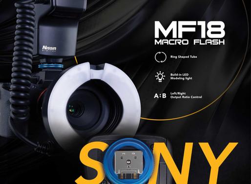 MF18 Sony version