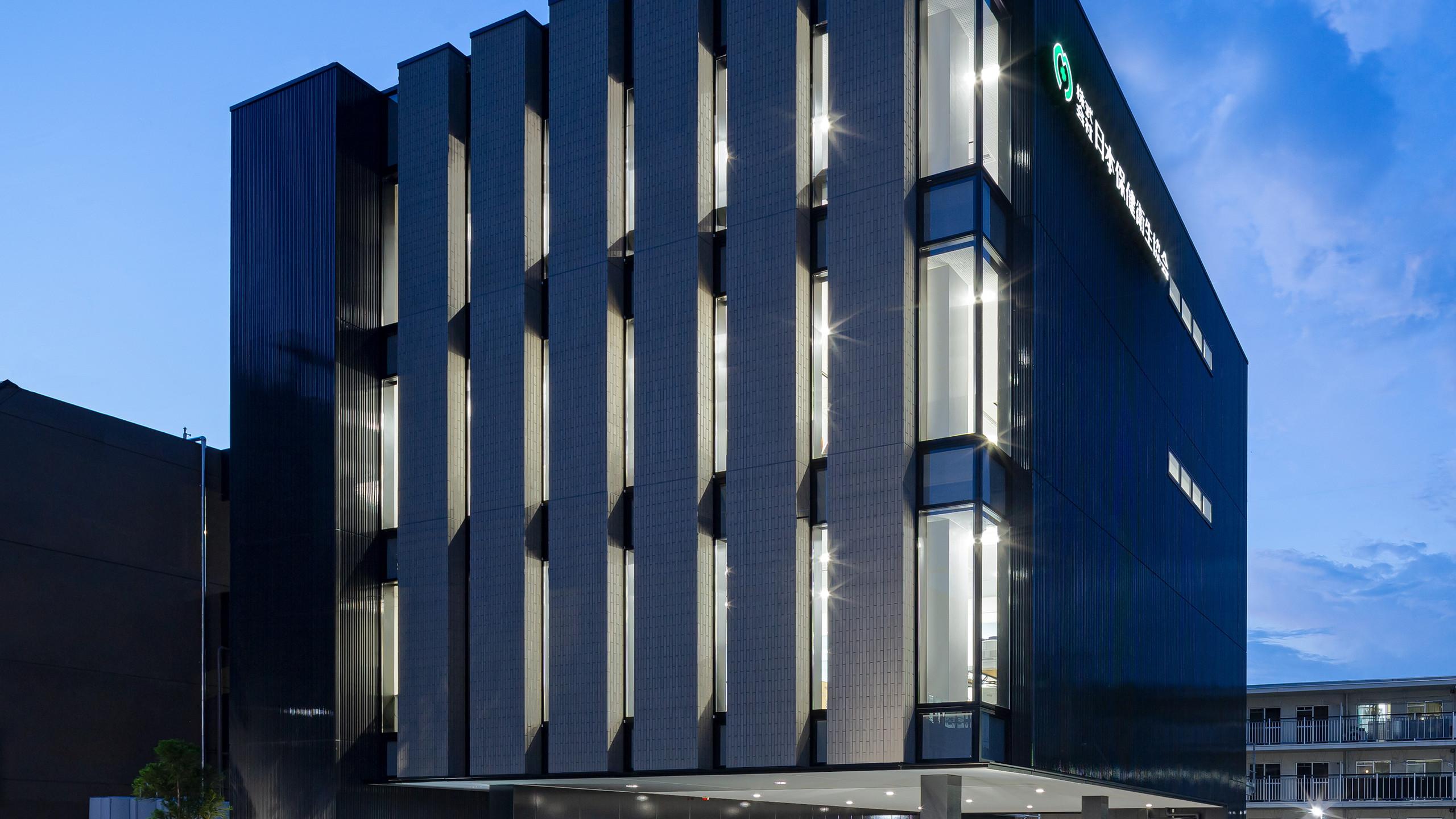 Building exterior 2