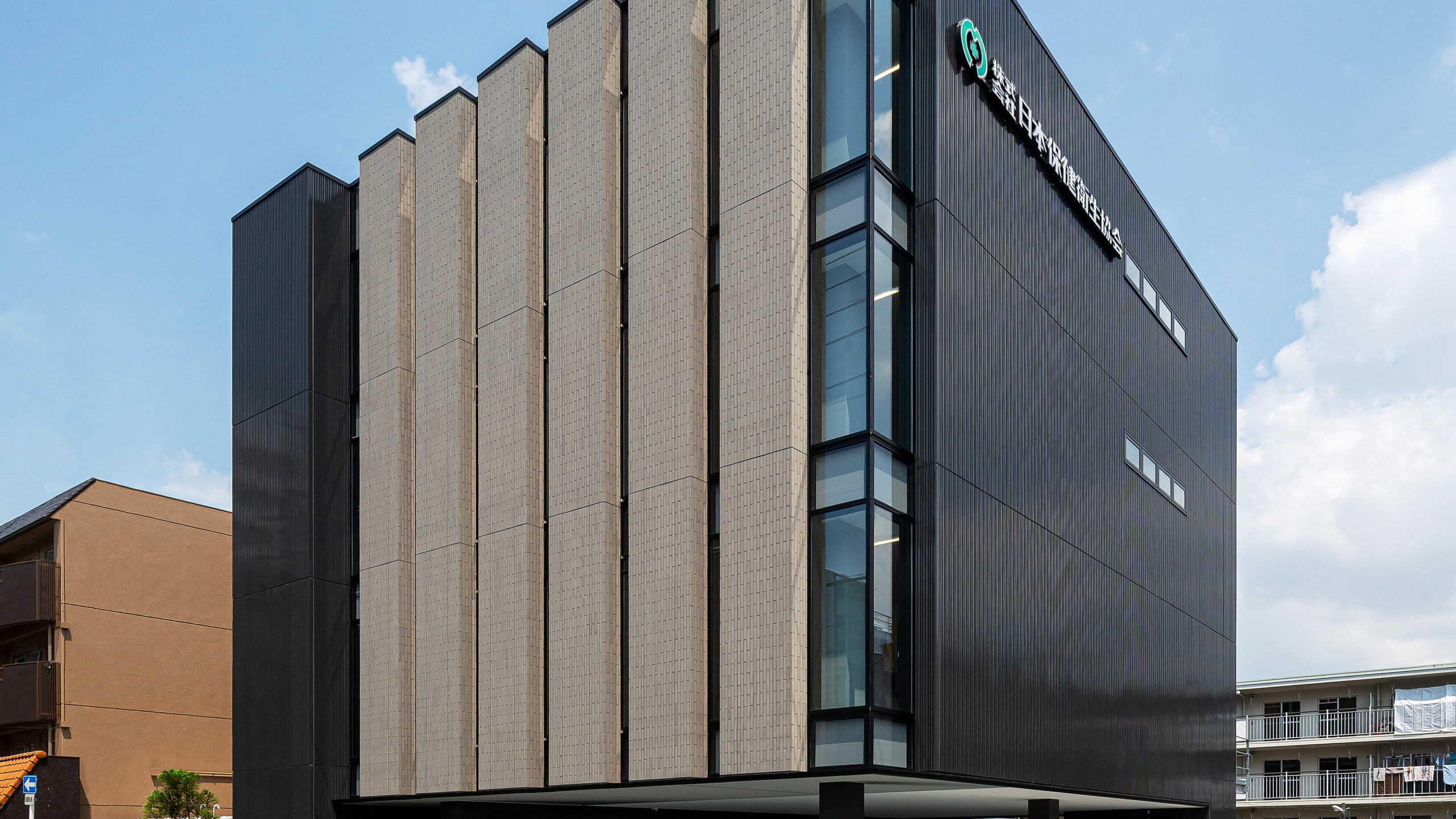 Building exterior 1