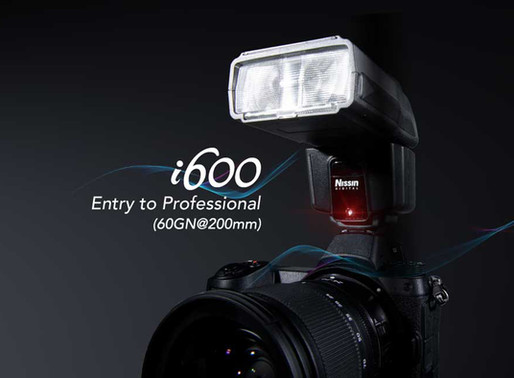 Nissin i600 officially release