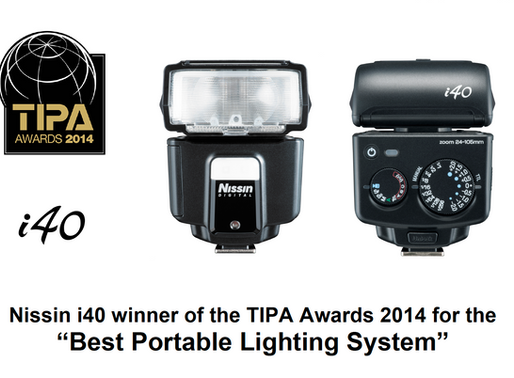 Winner of the TIPA Awards 2014
