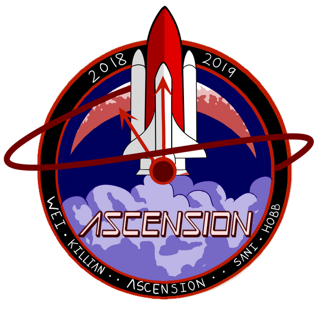 Space Shuttle Ascension