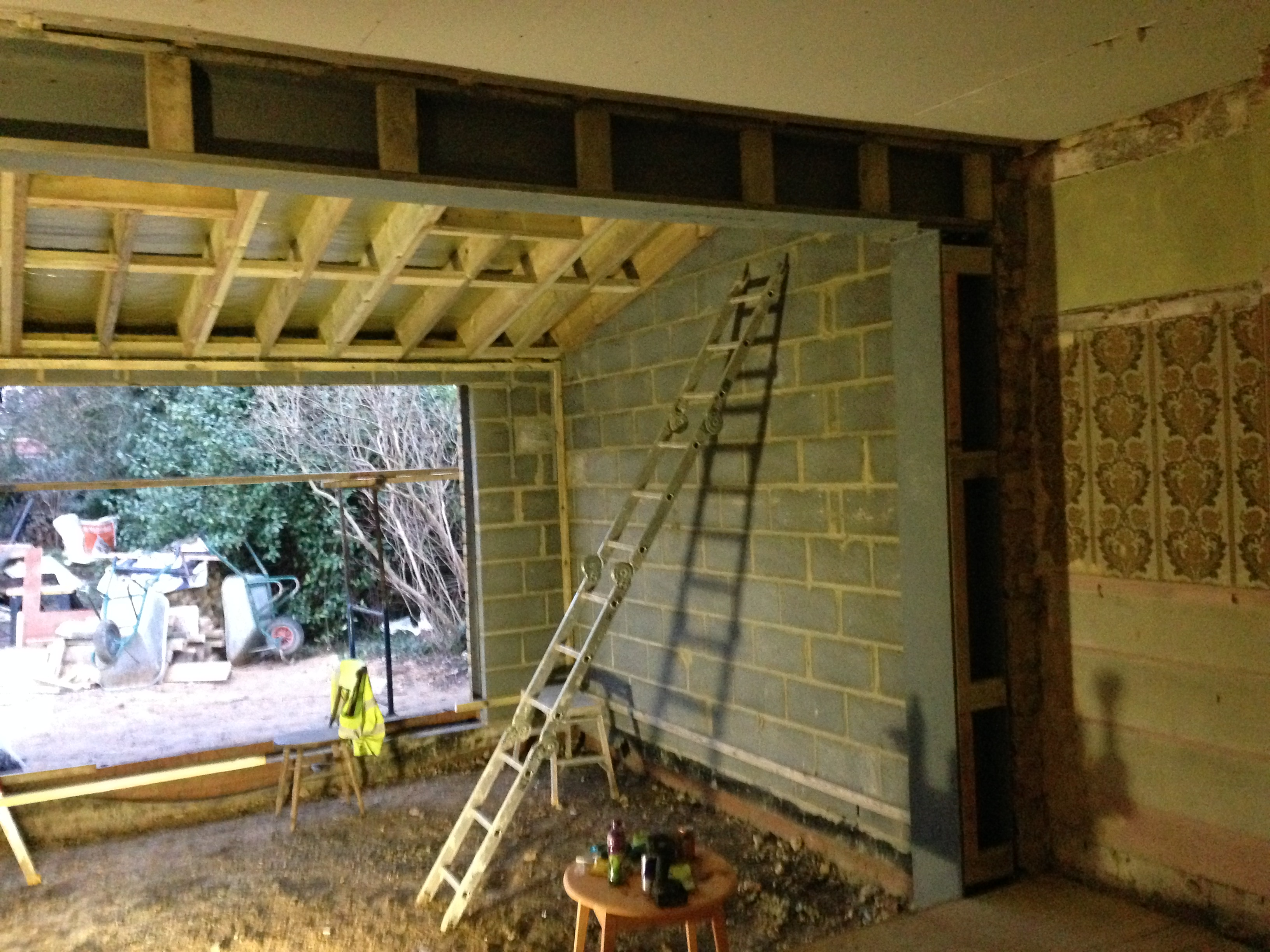 Partition Walls & 1st Fix Carpentry