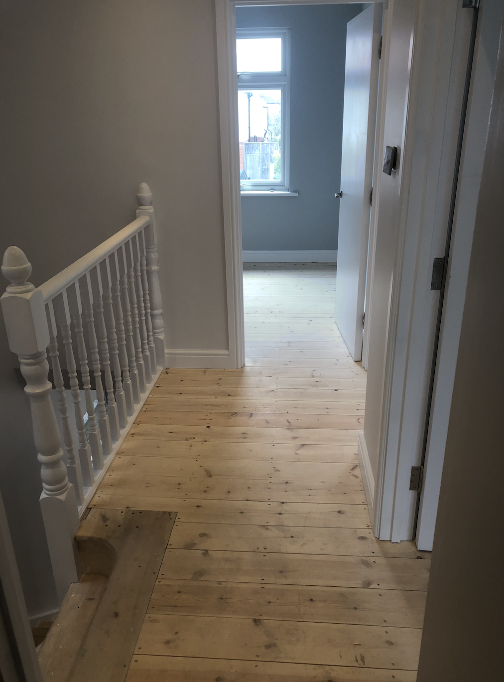 Flooring and Restoration